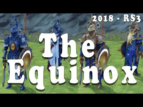 The Equinox Set - RS3