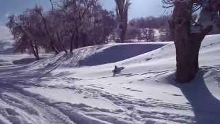 Старый Крым зима 2014 -ч.2(Это видео создано с помощью видеоредактора YouTube (http://www.youtube.com/editor), 2014-02-02T20:34:30.000Z)