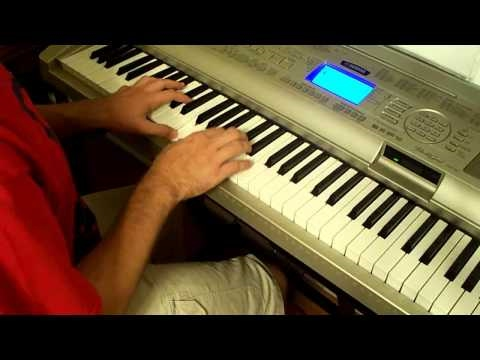 """How to play """"Deathbed"""" on piano by Relient K [part one] WITH CHORDS"""
