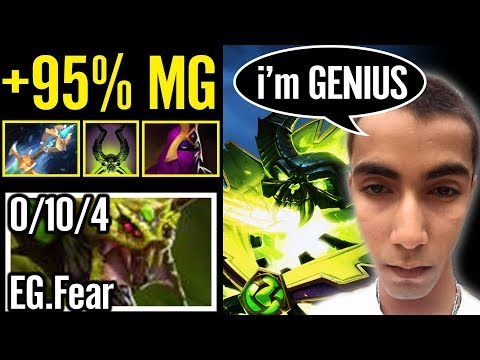 Genius Brain 95% Damage Amplifi Kaya + Ghost + Veil SumaiL Dota 2