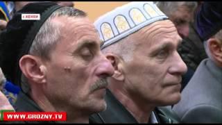 Рамзан Кадыров встретился с жителями высокогорного села Кенхи