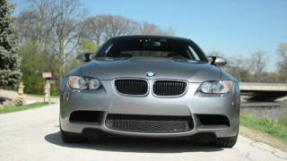 BMW E92 M3 Competition Package Review Teaser!