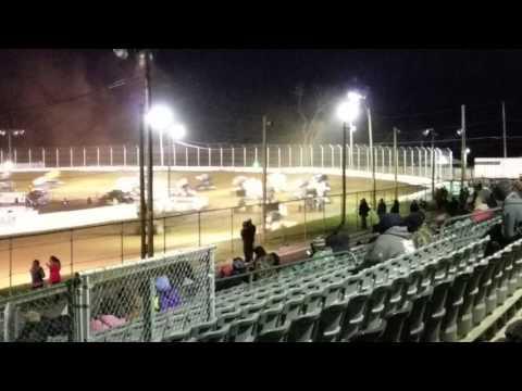 Super Sportsman Pileup @ Susquehanna Speedway