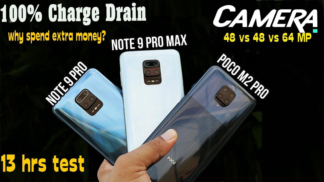 Download Poco M2 Pro vs Redmi Note 9 Pro vs Note 9 Pro Max #Complete Comparison