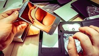 Лучший смартфон для просмотра ПОРНО.. - Посылка из Китая 2016