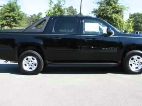 Great 2011 Chevrolet Avalanche 1500 Parks Chevrolet At The Lake