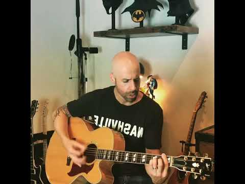 Chris Daughtry covering Shawn Mendes's