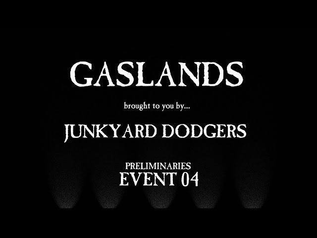 Gaslands by Junkyard Dodgers Event 04