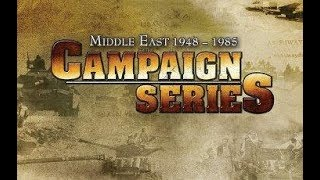 Campaign Series Middle East 1948-1985 Gameplay