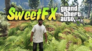 GTA 5 PC + ReShade SweetFX