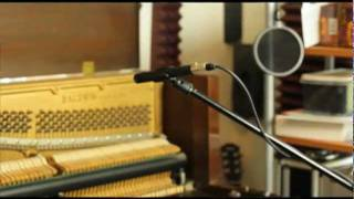 How to Record Upright Piano