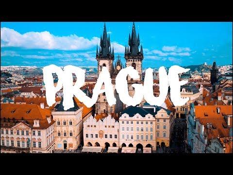 Prague 2017 |  travel video |  Gopro