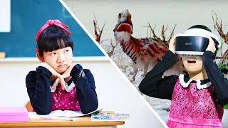 ★学校あるある「ひめちゃんの現在と未来!」★#ウーマンインコメディ #youtubespacetokyo★ thumbnail