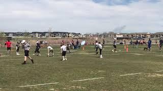 Twin Peaks Youth Football - Colorado Beckham Ray Y9/10