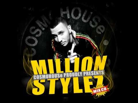 Million Stylez - Ganja Tune (Mixed by COMSOHOUSe) [Hosted by ME]