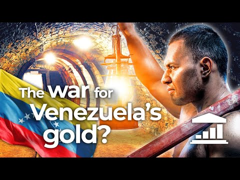 Beyond Oil: Venezuela's Gold Struggle - VisualPolitik EN