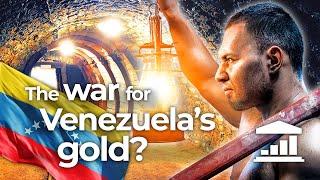 Beyond Oil: Venezuela's Gold Struggle - VisualPolitik EN
