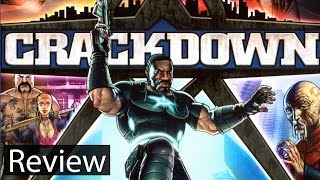 Crackdown Xbox One X Gameplay Review