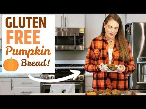 Gluten Free Pumpkin Bread Easy AND Delicious!