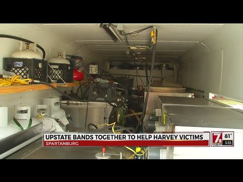 The Upstate steps up to help hurricane victims