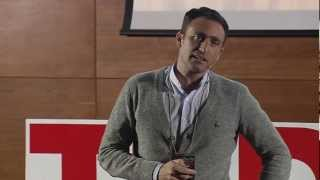 El poder de una conversación: Alvaro Gonzalez-Alorda at TEDxSevilla