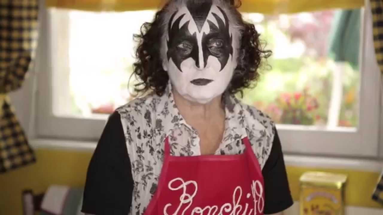 NONNAROCK - LA TORTA DI MELE - (KISS)