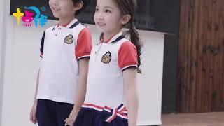 어린이스포츠패션 귀여운 운동복 반팔반바지여름용운동복B2…