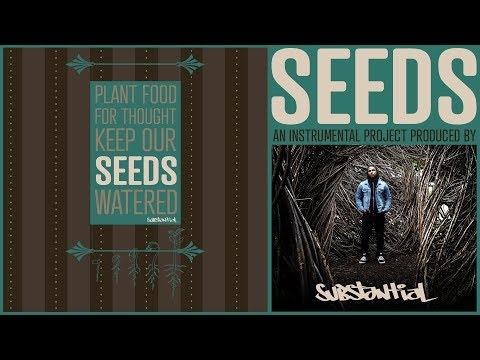 Substantial - Seeds (Full EP)