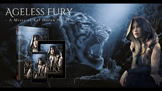 Book Trailer: Ageless Fury - Dragon-Touched Book Two