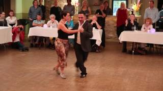 Alejandro Larenas & Marisol Morales (4) - Toronto Tango Festival 2016