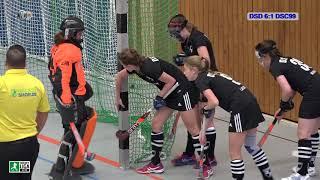 2. Regionalliga West Halle Damen DSD vs. DSC 99 13.01.2019 Highlights