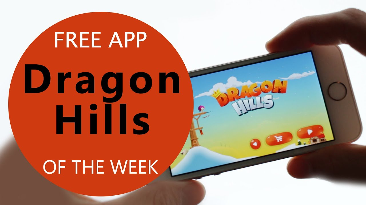 Dragon Hills | App of the Week | Ep.2