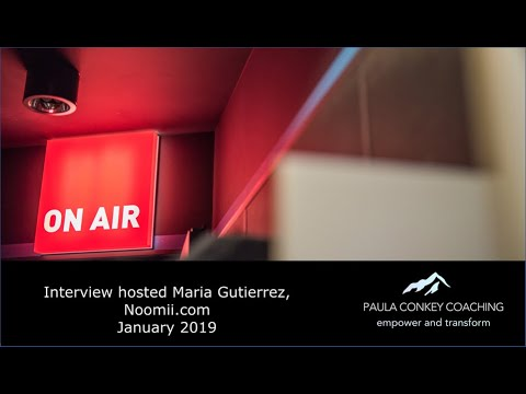 Noomii Interviews Paula - January 2019