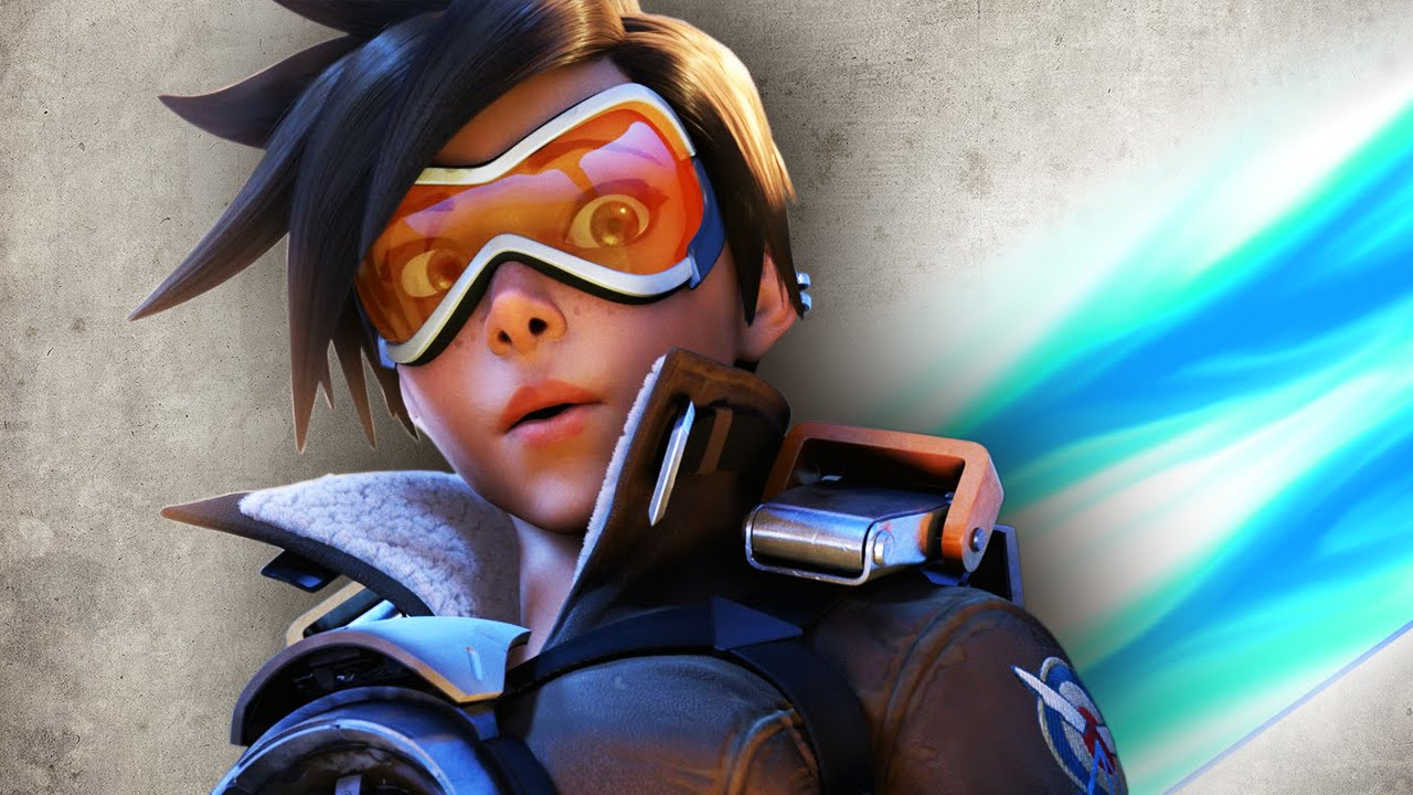 who is tracer tracer lore amp backstory overwatch