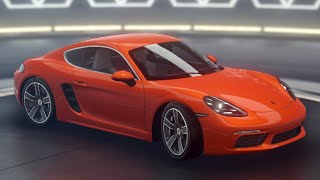 Asphalt 9: Legends - Porsche 718 Cayman Test Drive