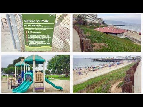 - Veterans Park, Redondo Beach, California
