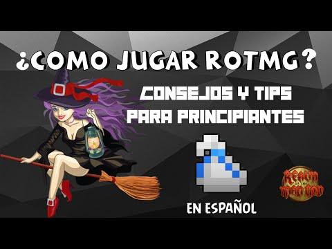 ¿Como Jugar RotMG? [Consejos Y Tips Para Principiantes] Loquendo
