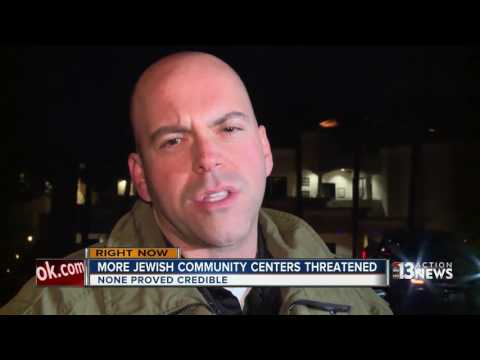 Bomb threat cleared at Jewish Community Center of Southern Nevada