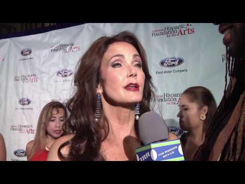 2016 Noche de Gala Interview: Lynda Carter