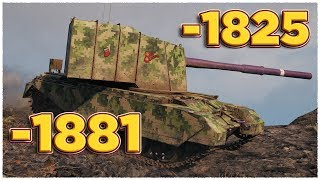 Indecent Figures • 13.460 DAMAGE • WoT Gameplay