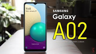 Samsung Galaxy A02 Price, Official Look, Camera, Design, Specifications, Features