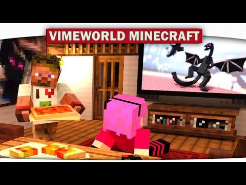 Minecraft сервер Vimeworld Block Party 1 From Youtube