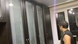 Мебель на заказ. Стенка на Дубнинской по индивидуальному проекту(По вопросам заказа и консультации 8-925-303-40-76., 2015-09-18T20:24:15.000Z)