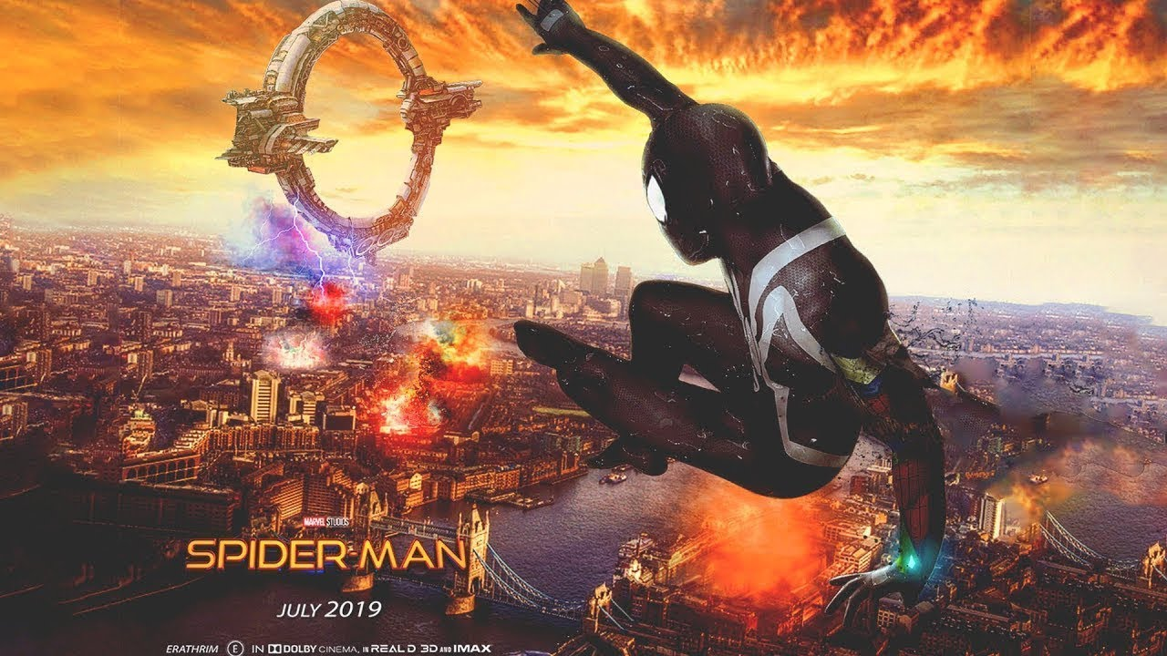 Spider Man Far From Home 2019 Official Movie Hd Teaser Trailer Concept Youtube