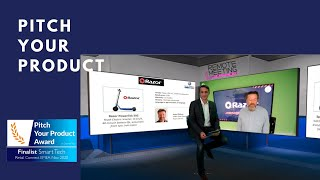 Razor USA - Pitch @ Retail Connect One-to-one 2020