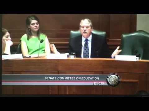 9/14/16 Senate Committee on Education