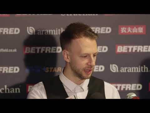 """""""I've been the worst player in the tournament so far."""" - Judd Trump"""
