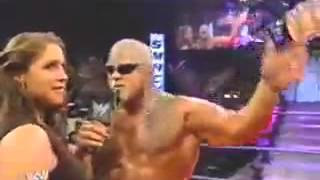 Scott Steiner trys to rape Stephanie McMahon