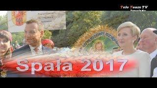 Dożynki Prezydenckie Spała 2017 - zaproszenie