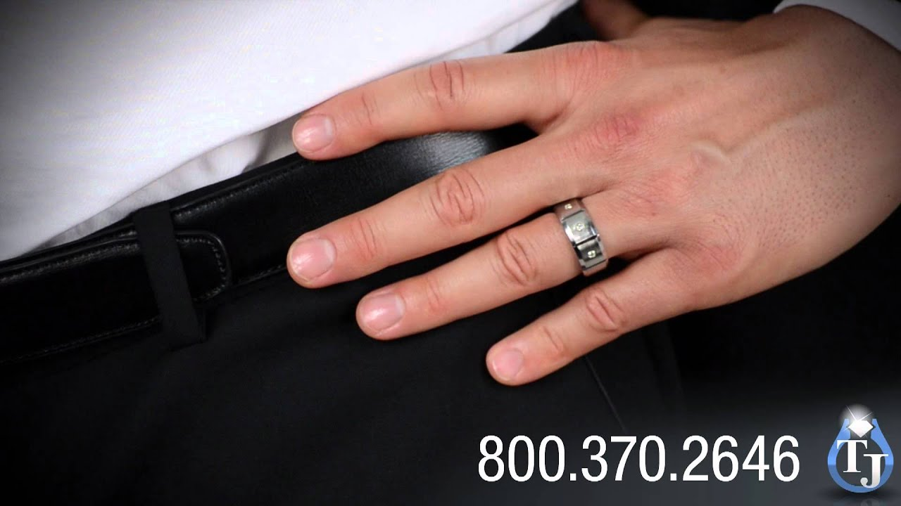 platinum wedding shape rings newburysonline heavy d ring mens